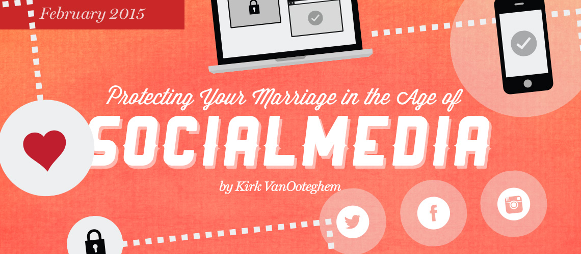 Does social media use cause marriage problems the answer may depend on